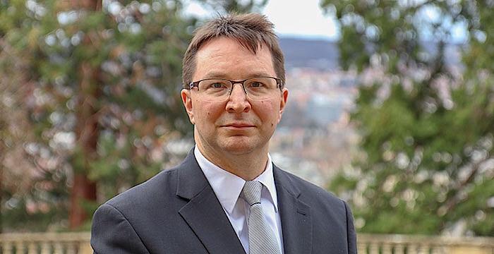 Dr. Michael Blume Copyright: Staatsministerium Baden-Württemberg